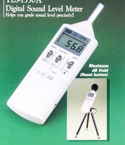 数字式噪音计声级计TES-1350ATES-1350A