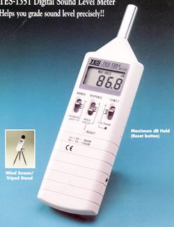 数字式声级计噪音计TES-1351TES-1351