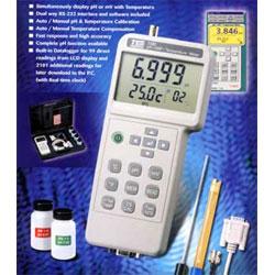 PH值测试仪可记录型PH值计(RS232)TES-1380KTES-1380K