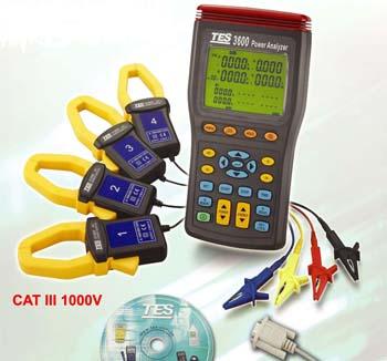 三相电力分析仪TES-3600TES-3600