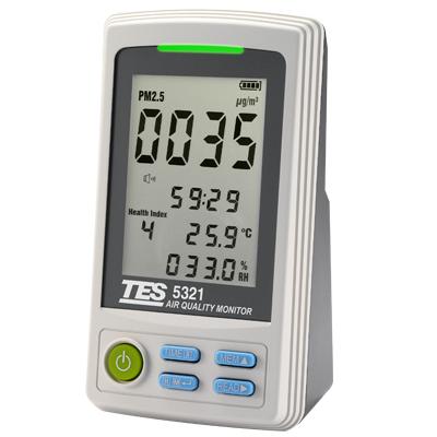 PM2.5��?�Q��|?yTES-5322TES-5322