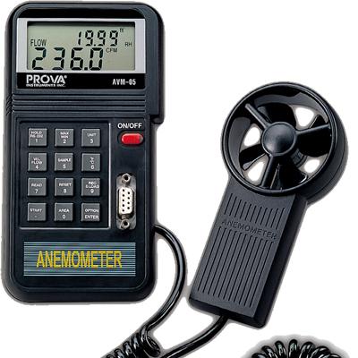 测温度/风速/风量计AVM05AVM05