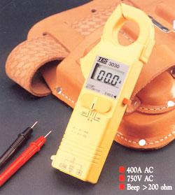 小型交流钩表TES-3030