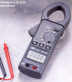 交直流钩表TES-3050
