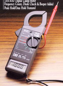 交流钩表TES-3010