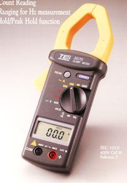 交流钩表TES-3070