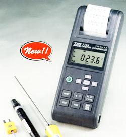 列表温度计TES-1304