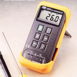 温度表(温度计)(K.J型)TES1306