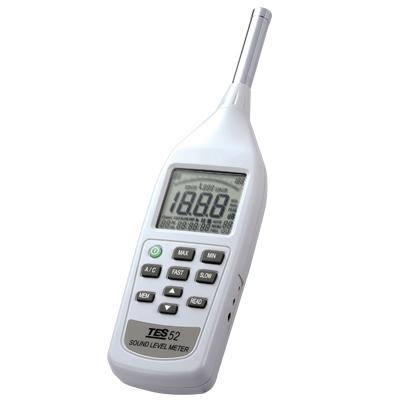 噪音计TES-52A
