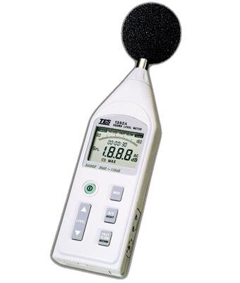 可程式噪音计TES-1352S